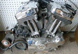 1200 Evolution Sportster Engine  U0026 Transmission For Sale In