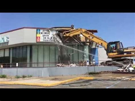 movie theater facade demolition audi hawthorne by redcom youtube