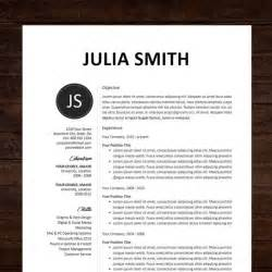 basic resume layout australia resume cv template professional resume design for word mac or pc free cover letter creative