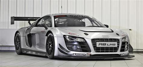 Audi R8 Lms Ultra To Replace R8 Lms Gt3 In 2012