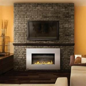 20, Beautiful, Brick, Fireplace, Ideas, To, Keep, You, Warm