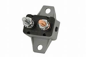 30 Amp Circuit Breaker Manual Reset 201-106  2601120