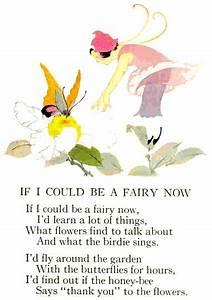 Cute fairy poem. :) | Mixed media in 2019 | Fairy quotes ...