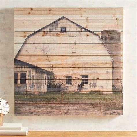Start browsing and find your favorite rustic decorations! Planked Rustic Barn Wall Decor | Rustic kitchen wall decor, Rustic walls, Planked wall art