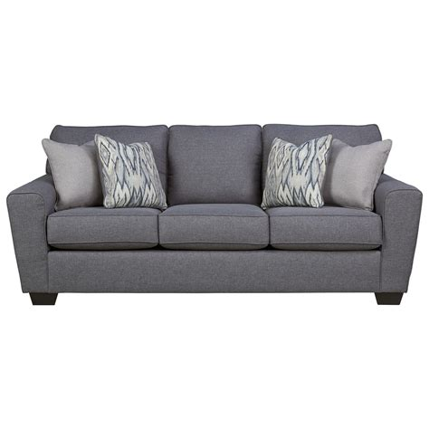 ashley furniture calion contemporary queen sofa