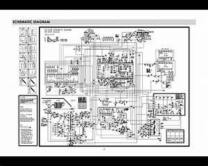 Daewoo Dtq 14v1scn  20v1  Scn  Scm Cn 001 Diagrama