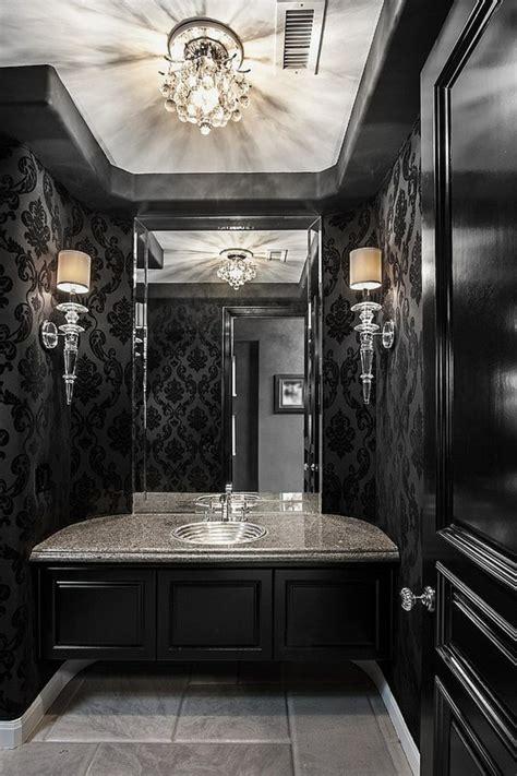 bathroom mirror lighting ideas luxury bathroom in black and grey fresh design pedia