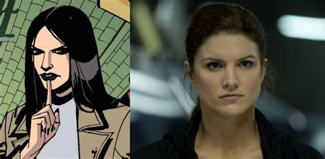 actress from deadpool movie gina carano cast as angel dust in deadpool movie comic vine