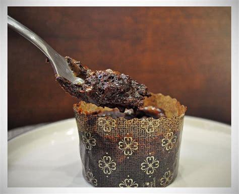 molten chocolate caramel cakes cakes ofbatterdough