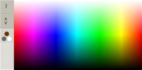 create  html canvas color picker  javascript