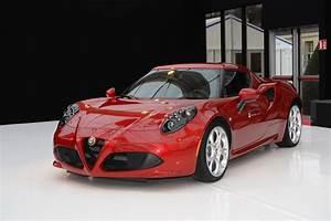Garage Belle Auto : mon garage de r ve alfa romeo 4c essais ~ Gottalentnigeria.com Avis de Voitures