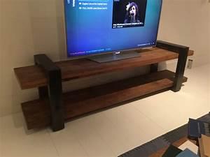 Tv Lowboard 200 Cm : tv regal grau naturholz lowboard industrie fernsehschrank industriedesign grau breite 200 cm ~ Indierocktalk.com Haus und Dekorationen