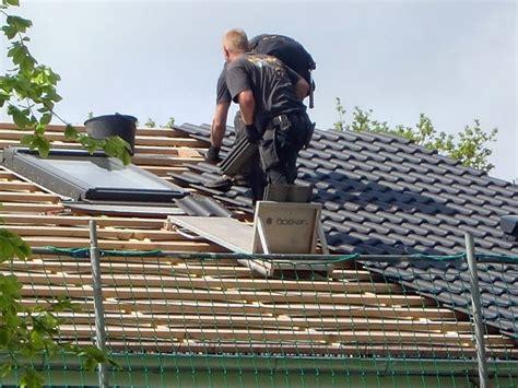 dach eindecken bautagebuch richtfest dach eindecken