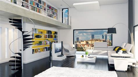 Smart Home Interior Design by Tour Around An Araptment With New Smart Home Technologies