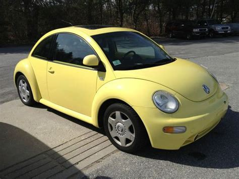 sell used 2000 volkswagen beetle glx hatchback 2 door 1 8l in tewksbury massachusetts united