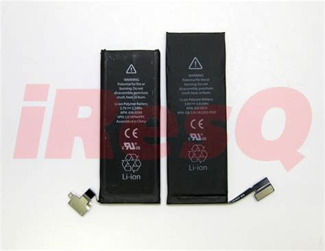 new battery for iphone 5 iphone 5 battery leaked rumor