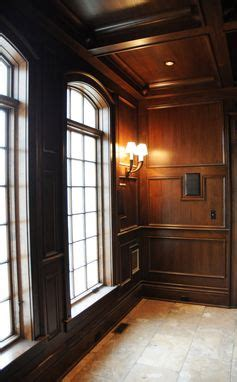 hand crafted wood wall paneling  yoder custom design