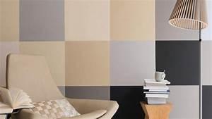 Muster Für Wandgestaltung : wand streichen muster und 65 ideen f r einen neuen look ~ Lizthompson.info Haus und Dekorationen