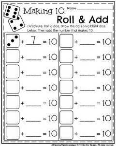 make worksheets free make 10 math worksheets make ten addition worksheets miss giraffe s class a 10 to