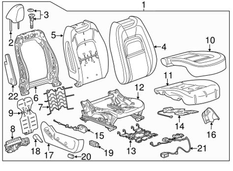 Colorado Power Seat Wire Harness Wiring Diagram