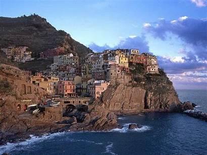 Italy Desktop Wallpapers Backgrounds Manarola