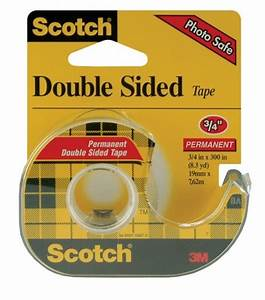 Scotch Double Face : scotch permanent double sided tape jo ann ~ Melissatoandfro.com Idées de Décoration