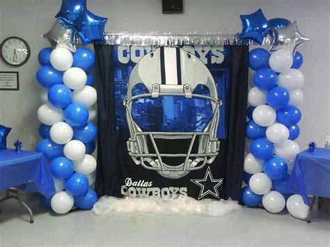dallas cowboy decorations 25 best ideas about dallas cowboys on