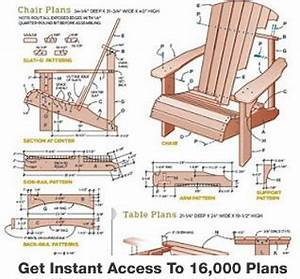 Download 75 Chair Plans and Woodworking Plans - For Wooden