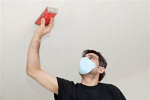 Fissure Au Plafond : reboucher fissure plafond avec calicot trendy fabulous ~ Premium-room.com Idées de Décoration