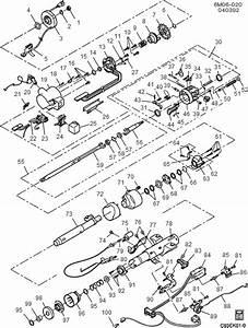 1994 Cadillac Eldorado Tilt Steering Column Repair
