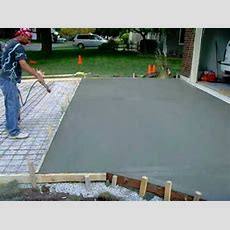 How To Cure & Seale New Concretewwwsealgreencom 8009973873 Youtube