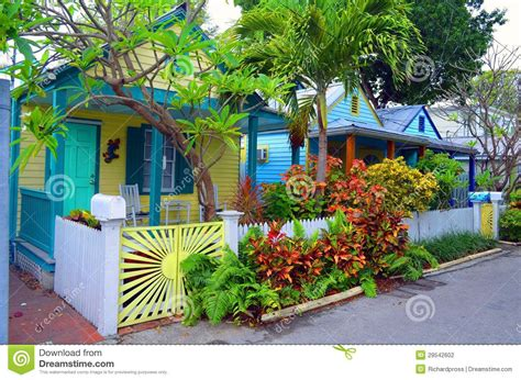 Key West Cottage by Key West Small Cottages Colorful Wooden Bungalows In