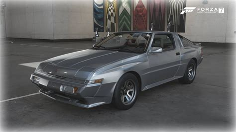 1988 Mitsubishi Starion by Forza Motorsport 7 1988 Mitsubishi Starion Esi R