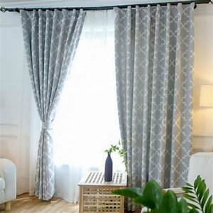 High grade american artificial cotton and linen jacquard for Light pink and gray curtains
