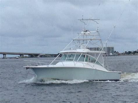 Luhrs Boats by Luhrs 40 Open Sportfish Express Convertable Yatch Motor