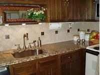 kitchen tile ideas Creative Kitchen Tiles for Backsplash