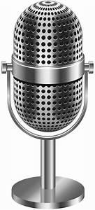 Vintage microphone transparent clip art image gallery png ...