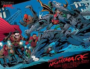 Red Hood, Red Robin And Robin VS The Talons | Comicnewbies