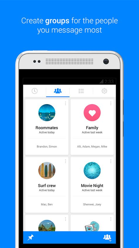 messenger text and chat for free for android free and software reviews cnet