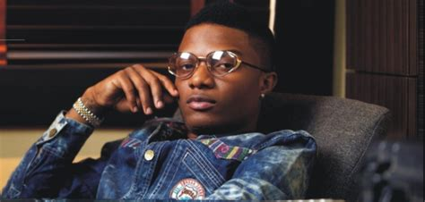 Wizkid Makes History Being The First Nigerian Singer To