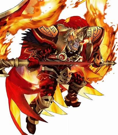 Surtr Emblem Fire Heroes Cacus Fate Ancient