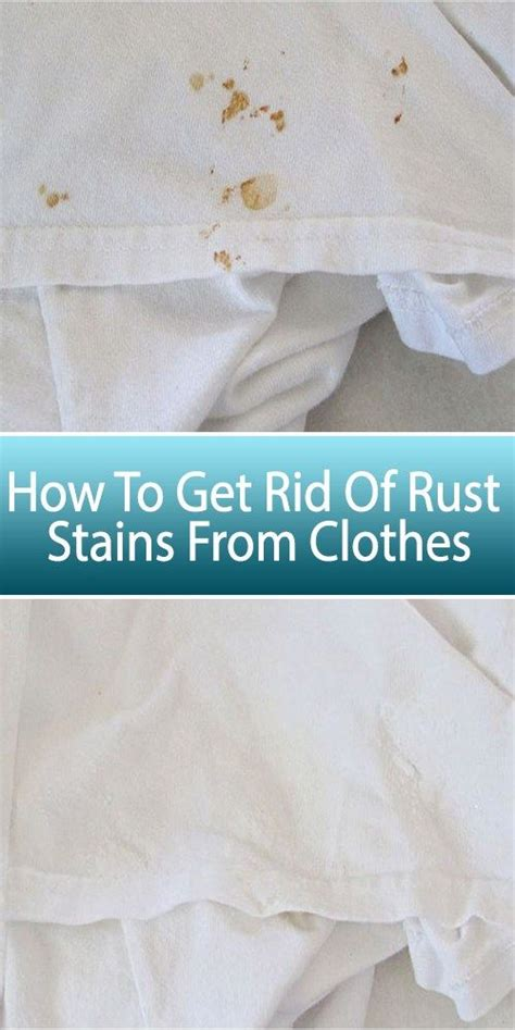 how to get rust out of clothes homemade rust remover for clothes homemade ftempo