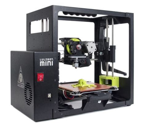 Lulzbot Mini Desktop 3d Printer Review  3d Printer Review