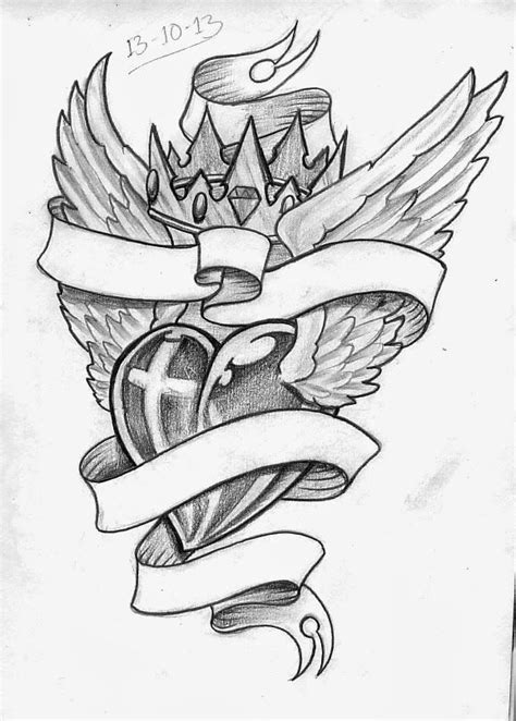 TATTOO SKETCH A DAY. I am hoping to complete one tattoo style sketch a day for a whole year