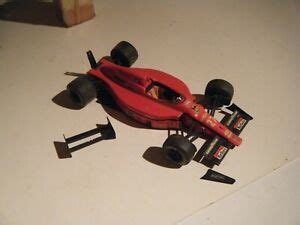 With discussions regarding the budget cap ongoing. VINTAGE 1989 TAMIYA 1/20 sc FERRARI INDY CAR Model Used in ...