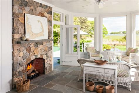 fire place in sun room 75 awesome sunroom design ideas digsdigs
