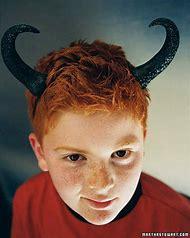 Devil Horns Halloween Costume