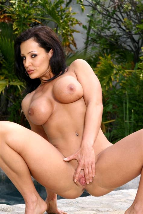 Lisa Ann Pornstar Naked Photo