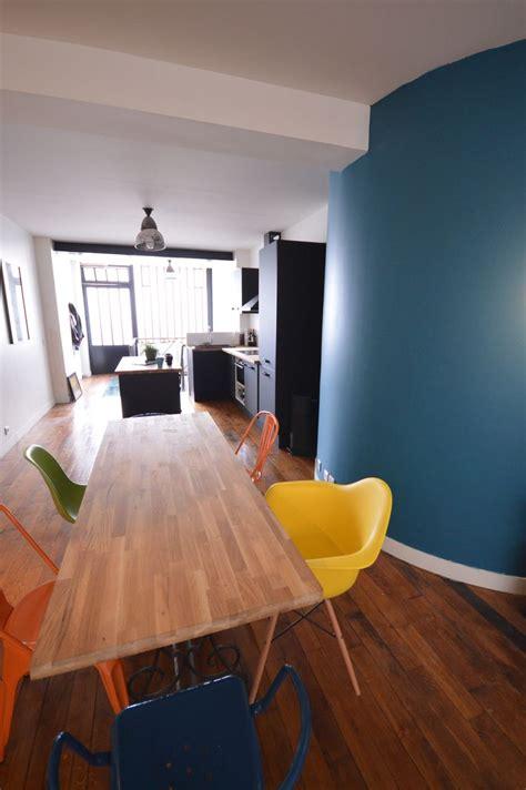 chaises colorées plus de 1000 idées à propos de salles a manger dining