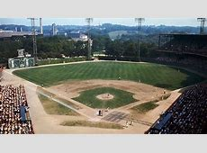 Forbes Field history, photos and more of the Pittsburgh